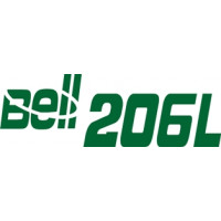 Bell 206L Helicopter Logo