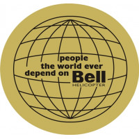 Bell Helicopter Aircraft Logo