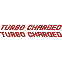 Cessna Turbo Charged Aircraft Logo