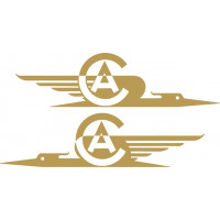 Commonwealth Aircraft Logo