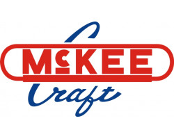 Mckee Craft Boat Logo Decal