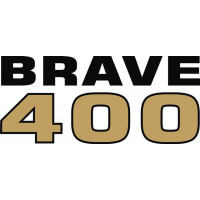 Piper Pawnee Brave 400 Aircraft Logo