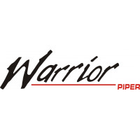 Piper Warrior Aircraft Logo
