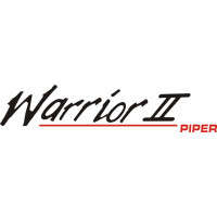 Piper Warrior II Aircraft Logo