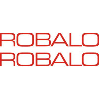 Robalo Boat Logo Decals