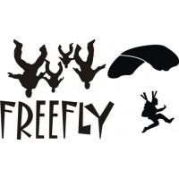 Skydiving Freefly Air Formation