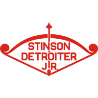 Stinson Detroiter Junior Aircraft Logo