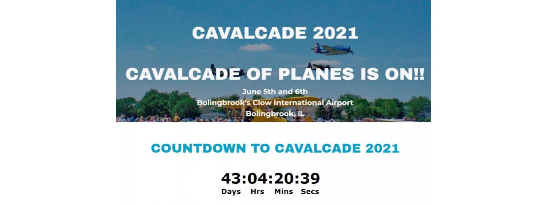 Cavalrade 2021
